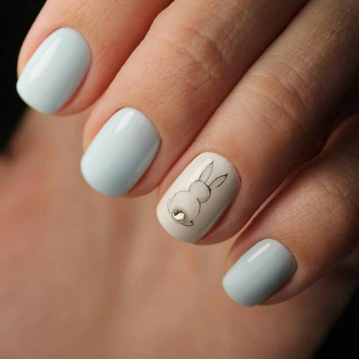 Как сделать маникюр на короткие ногти?