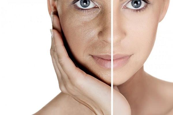 Ультрафиолет и старение кожи