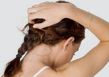 Особенности локализованного на голове псориаза